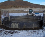 Steel Stock Tank